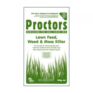 Feed Weed & Moss Killer       7 - 2 - 3    20kg Bag