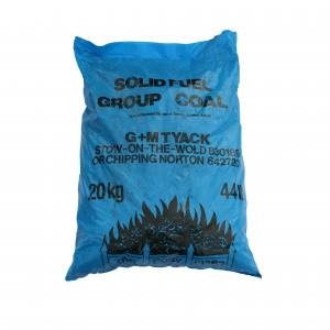 Soild Fuel Coal 20kg Bag