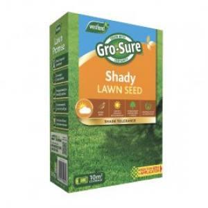Shady Lawn Seed 10 Sq.M Box