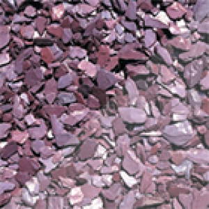 Slate Chipping Plum   25-40mm   Maxi 25kg