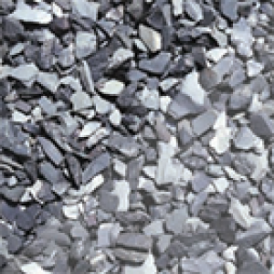 Slate Chipping Green   25-40mm  Maxi 25kg