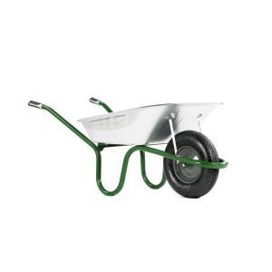 Wheelbarrow Original Galv  90 Litre Pneu. Each