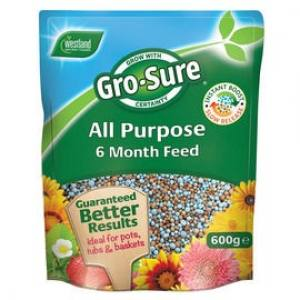 All Purpose 6 Momth Feed  600g   Pouch