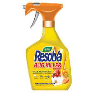 Resolva Bug Killer  1 Litre  Bottle