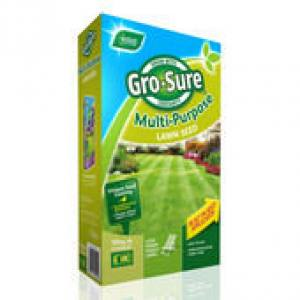 Multi Purpose Lawn Seed  50 Sq.M  Box