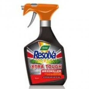 Resolva X Tough Weed Control  1 Litre   Bottle