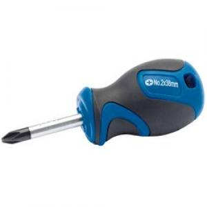 Screwdriver PZ Type (S.G)  No.2x38mm  Each