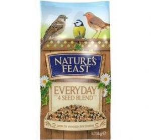 NF Wild Bird Seed Everday  1.75kg  Bag