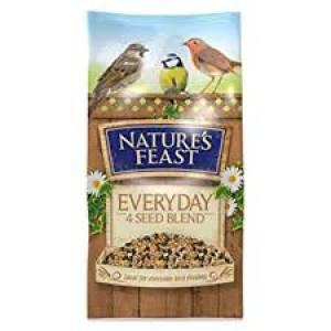NF Wild Bird Seed Everday  12.75kg  Bag