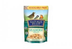 NF Mealworms  100g   Each