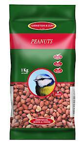 Wild Bird Peanuts  1kg   Bag