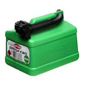 Fuel Can Green 5Ltr  Each