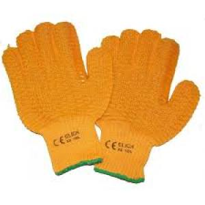Gloves Kriss Cross Gripper  Pair