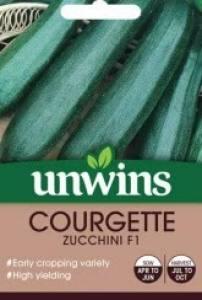 Courgette Zucchini F1  Per Pack