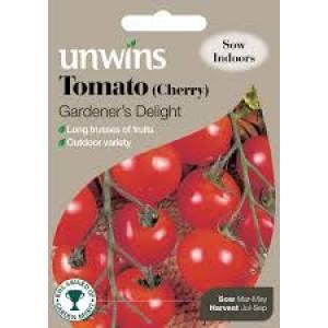 Tomato Gardener's Delight  (Cherry)  Per Pack