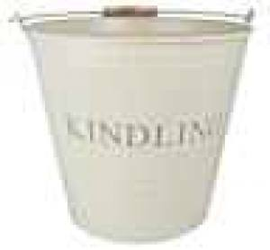 Kindling Bucket Cream  Each