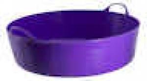 Tubtrug Shallow Purple  35 Litre  Each