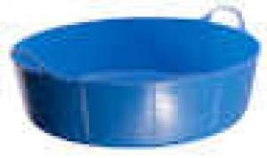 Tubtrug Shallow Blue  35 Litre  Each
