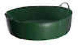 Tubtrug Shallow Green  35 Litre  Each