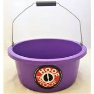 Bucket Hoof Proff Shallow Pur.15 Litre  Each