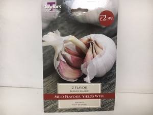 French Garlic Flavor Mild  Pack of 2