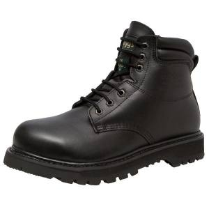 Boot Tornado Black  Size 9  Pair