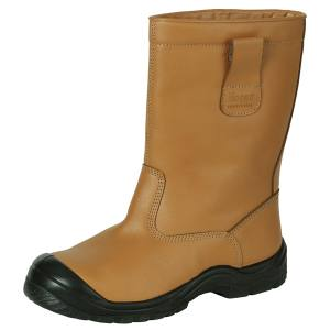 Boot R1 Rigger Tan  Size 10  Pair