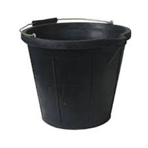 Bucket Rubbatex Builders  14 Litre   Each