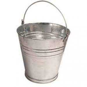 Bucket Galvanised   9 Ltr  Each