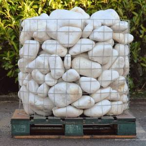 White Boulders   250mm   Each