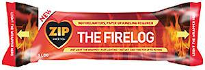 Zip The Firelog 100% Natural  700g  Each