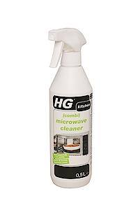 HG Microwave Cleaner Spray   500ml  Each
