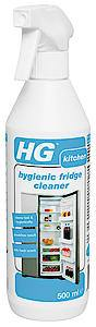 HG Hygienic Fridge Cleaner  500ml  Each