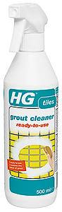 HG Grout Cleaner Trig   500ml  Each