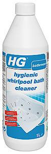 HG Hygiene Whirlpool Cleaner  1 Litre  Each