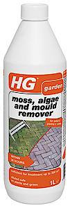 HG Algae Mould Remover  1 Litre  Each