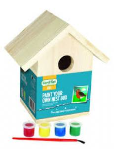 GM Paint Your Own Nest Box  Each