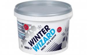 WW Fast De-icer  5kg  Tub