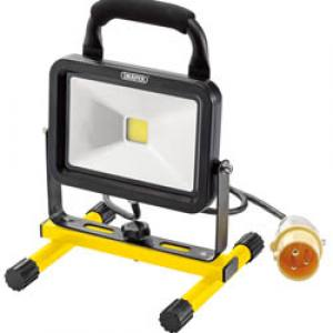 Work Light Slim Line 110V  20W COB LED  Each