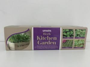 Kitchen Garden Herbs Kit
