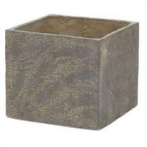 Cut Stone Cube  25 x 22cm  Each