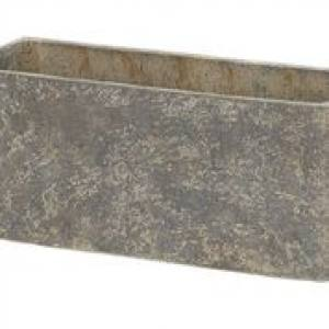 Cut Stone Trough 55 x 23 x 23cm Each