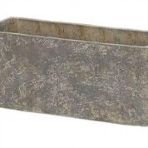 Cut Stone Trough 55 x 23 x 23cm Each