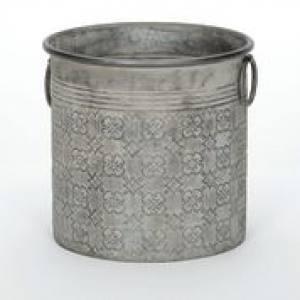Chamberlain Metal Patt Cylinder 37 x 36cm Each