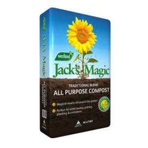 Jack's Magic Compost   60 L  Bag