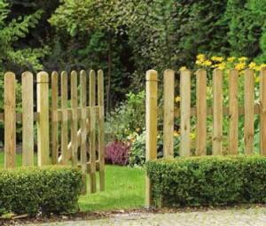 Board fence Gate  90 x 90cm  Each