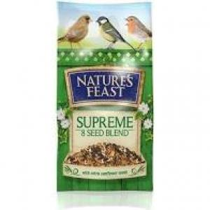 NF Wild Bird Seed Supreme 12.75kg  Bag