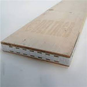 Scaffolding Board 38x225x3000mm  Each