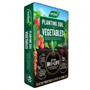 Bio-life Soil for Vegetables  40 L Bag