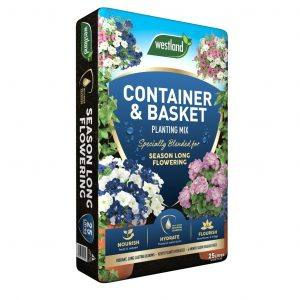 Container/Basket Planting Mix 50 L Bag